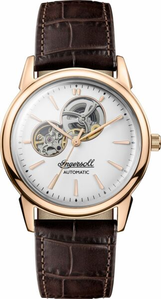 Ingersoll The New Haven Men#x27;s Automatic Watch I07301 NEW $89.00