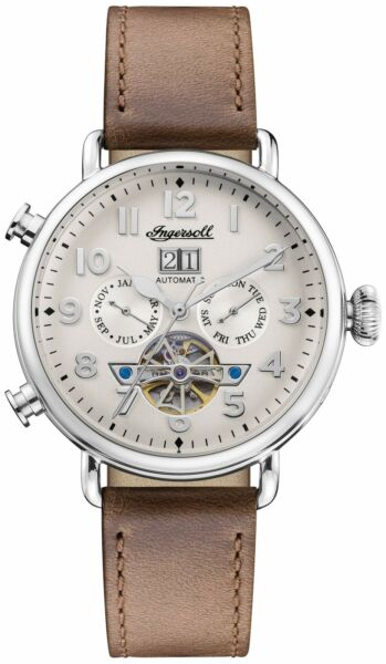 Ingersoll Muse Men#x27;s Automatic Watch I09502 NEW $105.00
