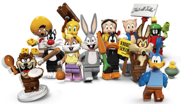 IN HAND Lego 71030 Looney Tunes Collectible Minifigures CMF Taz Bugs Pick Fig