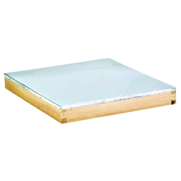 Allied Precision Industries 3 8 Inch Plywood Beehive Insulation Outer Cover $29.99
