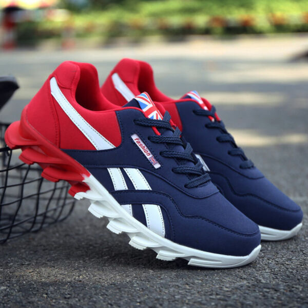 Men#x27;s Athletic Running Casual Sneakers Fashion Sports Tennis Shoes Walking Gym $24.99