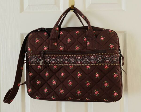 Pierre Deux French Country Quilted Floral Shoulder and Tote Large Bag $54.95
