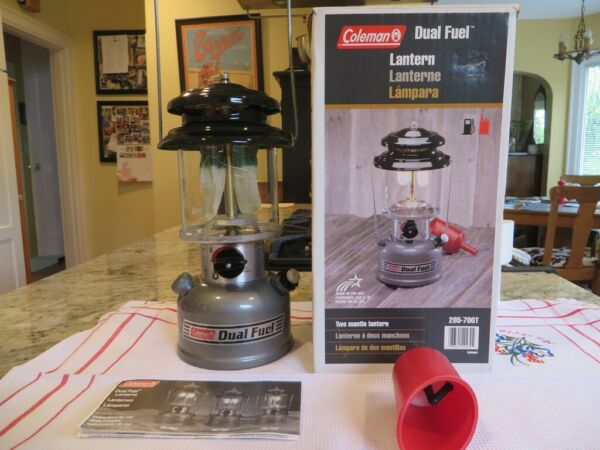 Coleman 285 700T lantern unfired
