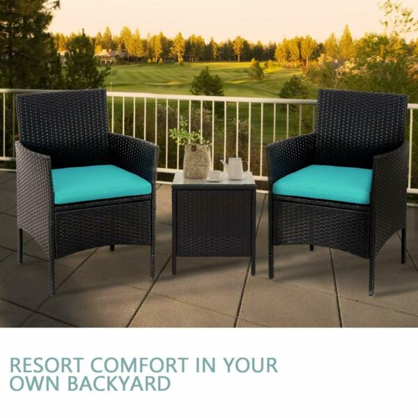 3 Piece Outdoor Furniture Set $170.00