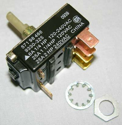 Coleman RV Products Selector Switch Package 9330 3251 $24.38