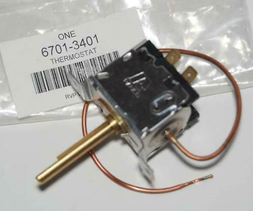 Coleman RV A C Manual Thermostat Cool Only 6701 3401 $32.06