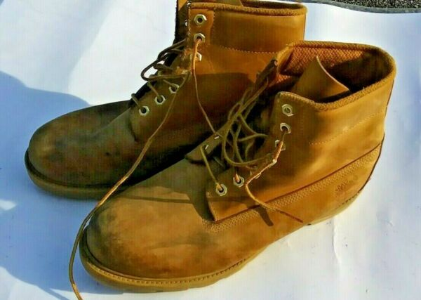 Timberland Men#x27;s Work Boot Size 11 $49.99