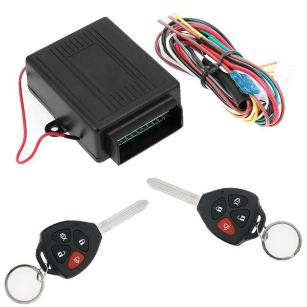 Car Central Control Door Lock Keyless Entry System Auto Remote Central Kit US $21.71