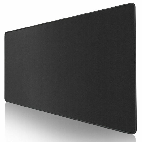 Large Extended Gaming Mouse Pad Mat Stitched Edges Non Slip Waterproof Mousepad $5.99