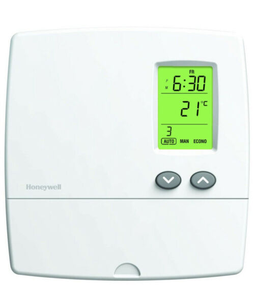 Honeywell 5 2 Day Programmable Electrical Heat Thermostat RLV4300A $29.99