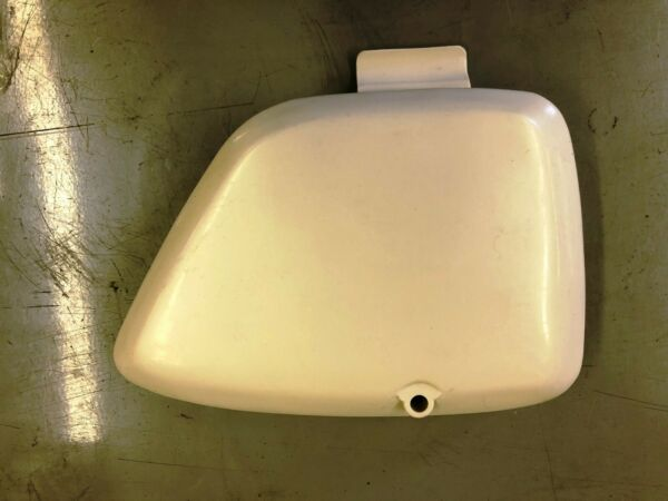 Early HONDA C110CA110C114C115 NOS Ivory Colored Battery Side Cover $50.00