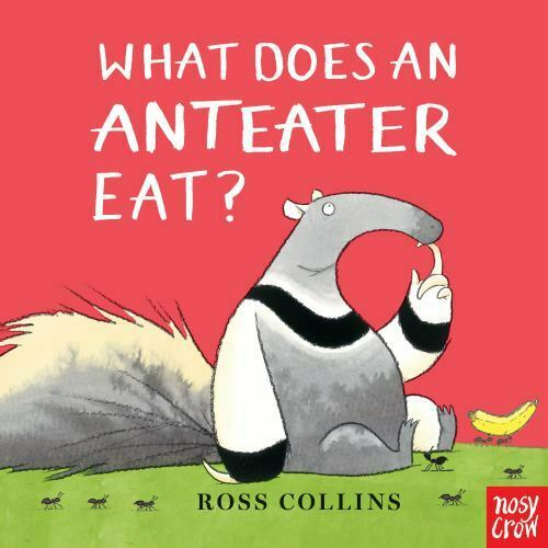 What Does an Anteater Eat? $6.42