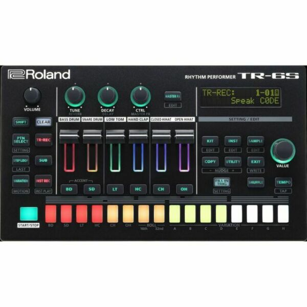 Roland TR 6S AIRA Rhythm Performer Compact Drum Sequencer with Sub Steps amp; more $375.00