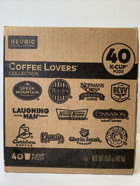 Keurig Coffee Lovers#x27; Collection Variety Pack Single Serve Coffee K Cup Pods