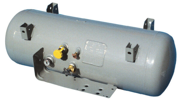 Manchester Tank Propane Tank Powder Coated Made of Steel Diameter 10quot; 6814 $805.62