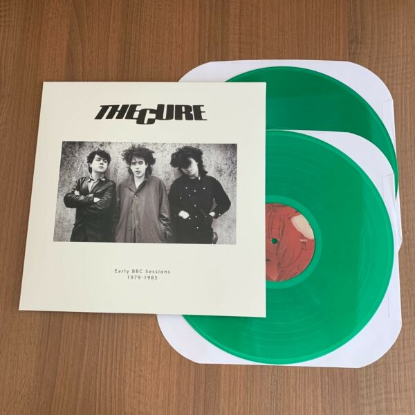 The Cure – Early BBC Sessions 1979 1985 2LP GREEN COLOR VINYL New $28.99