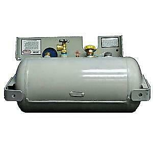 Manchester Tank Propane Tank Powder Coated Made of Steel Diameter 10quot; 6813 $776.17