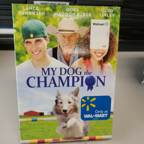 My Dog the Champion 60% OFF 4 DVD $2 Each $4.99