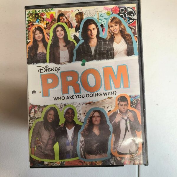 Prom Walt Disney Who Are You Going With? 60% OFF 4 DVD $2 Each $4.99