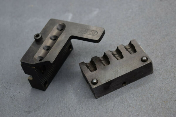 SAECO #388 4 Cavity MOULD .358 38cal 158gr SWCBB used $170.00