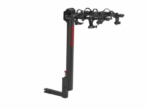 Yakima DoubleDown 4 Hitch Mounted 4 Bike Carrier for 2quot; and 1 1 4quot; Receivers $249.00