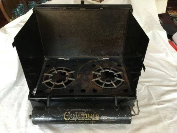 EXTREMELY RARE COLEMAN MODEL NO. 1 CAMPING STOVE CAMP ANTIQUE VINTAGE ONE $649.95