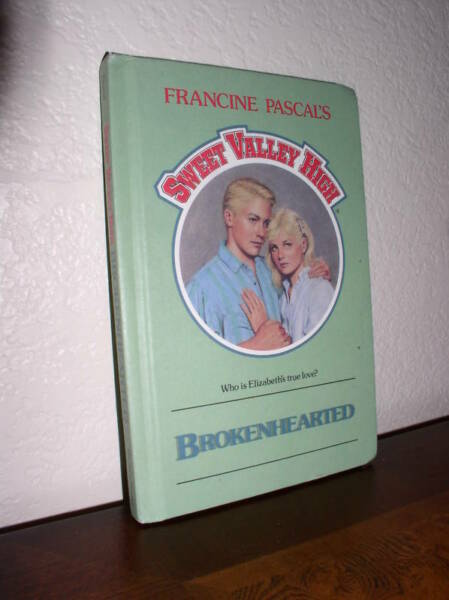 Francine Pascal's Sweet Valley High-Brokenhearted(HC89