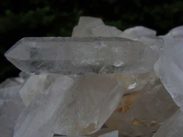 2000 Carat Lots of LARGE Unsearched Quartz Crystal Points + a FREE Gemstone
