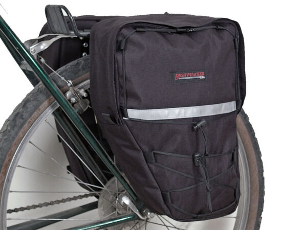 Bushwhacker Moab Bike Pannier Bicycle Rack Cycling Cargo Bag Front Rear Pack $42.45