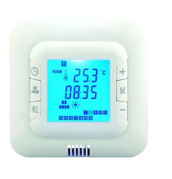 HT01 Digital Heating Room Thermostat for Oil Gas heater Boiler Heating System