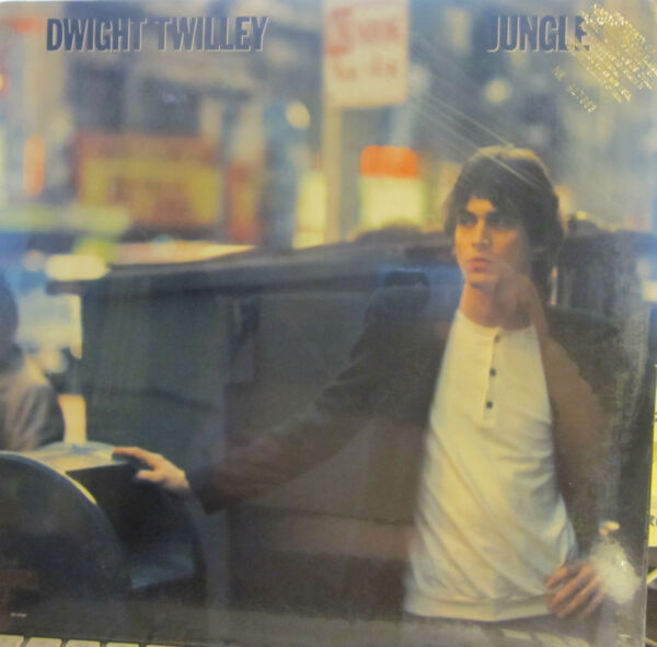Dwight Twilley Jungle with quot;Girlsquot; with Tom Petty PS Sealed $14.99