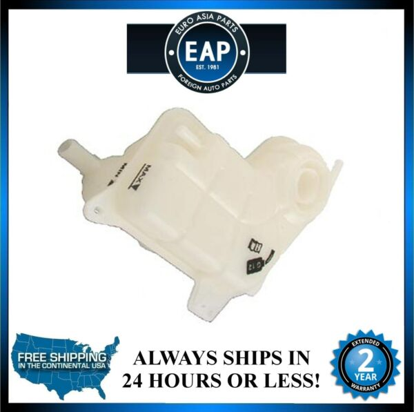 For 2002-2006 Audi A4 Coolant Recovery Expansion Overflow Tank Reservoir NEW