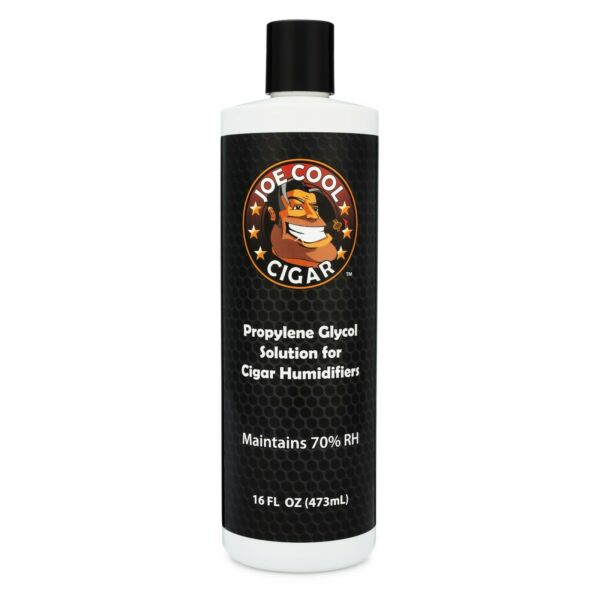 16 oz Propylene Glycol PG Solution for Cigar Humidors - Joe Cool Cigar