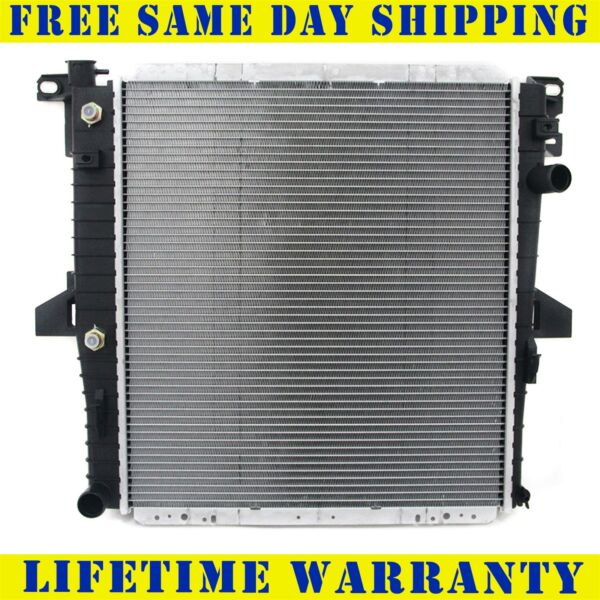 Radiator For 1996-1999 Ford Explorer Mercury Mountaineer 5.0L Free Shipping