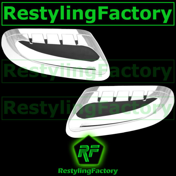 11 14 Ford Explorer Chrome TOP HALF triple plated Mirror Cover 2013 LeftRight $29.50