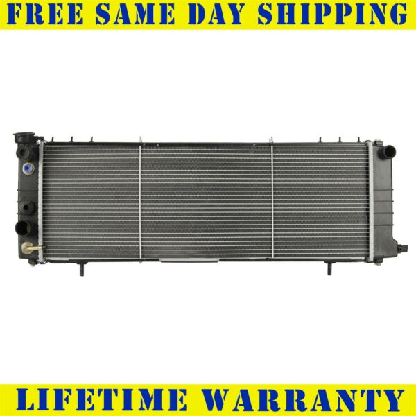Radiator For Jeep Fits Cherokee Comanche 2.5 4.0 L4 4Cyl L6 6Cyl 1193
