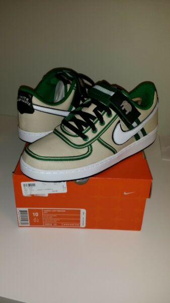 NIKE 2006 AF1 Premium Limited Edition-Vandal White Elephant UTT NEW MINT IN BOX