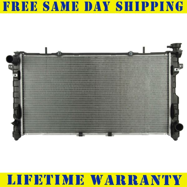 Radiator For 2005-2007 Dodge Grand Caravan Chrysler Town & Country Fast Shipping