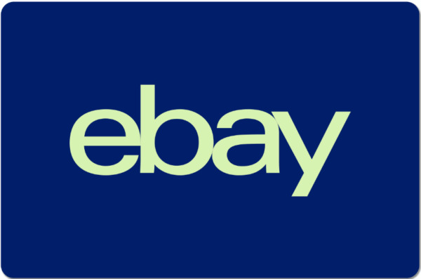eBay Gift Card $15 to $200 -  Email Delivery