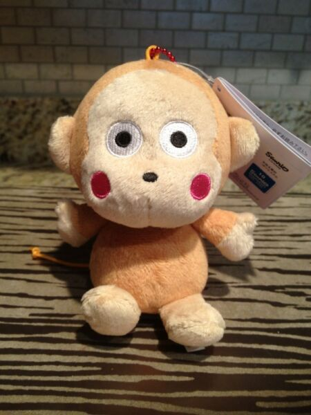 Sanrio Monkichi Monkey For Sale In Japan Only Item SUPER RARE Collectible Item