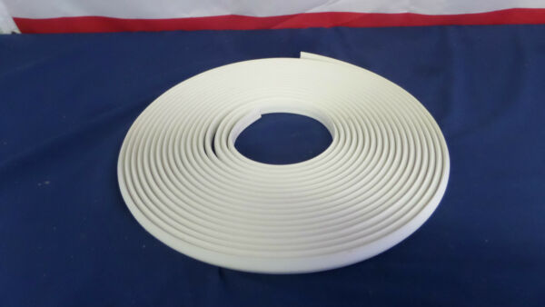 Federal Beacon Ray BULK Base Gasket in WHITE and Dome Gasket Enough for 5 Lights
