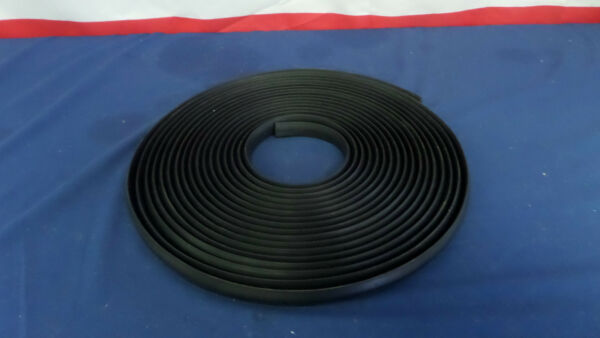 Federal Beacon Ray BULK Base Gasket Only in BLACK Enough for 5 Lights