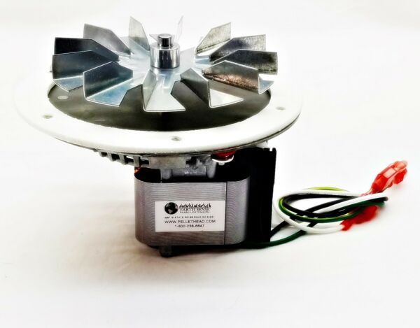Enviro Fire Pellet Stove Combustion  Exhaust Blower Fan Motor Kit. EF-901 SALE!