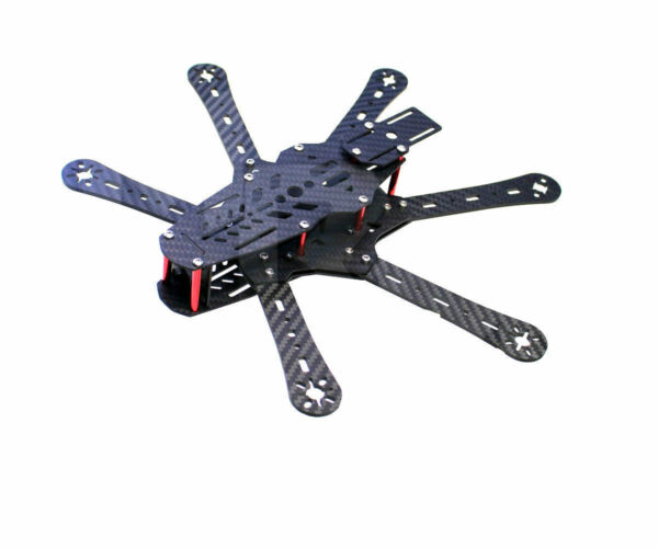 New mini 330 hexacopter 100% pure Carbon Fiber FPV Hexacopter Kit