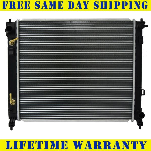 Radiator For 2012-2016 Nissan Versa Versa Note HB 1.6L 4CYL Fast Free Shipping