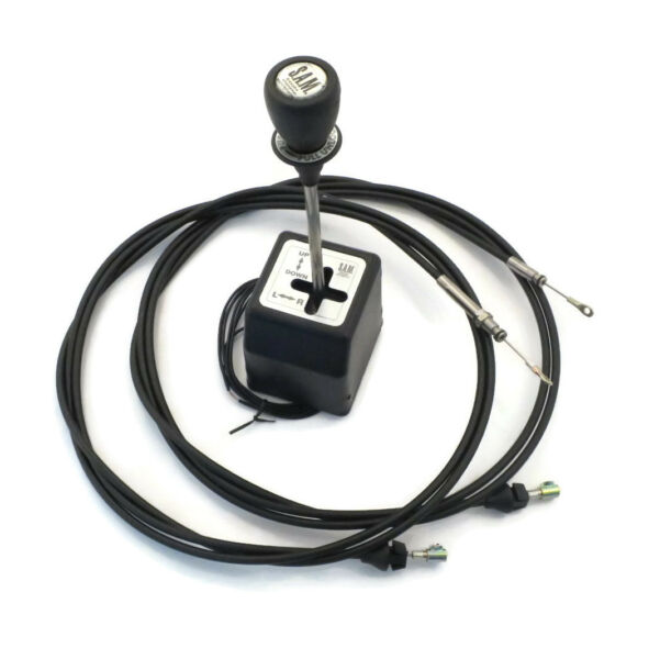 Snow Plow JOYSTICK CONTROLLER w CABLES for Western Fisher 56018 Snowplow Blade