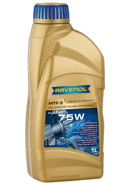 RAVENOL MANUAL TRANSMISSION FLUID MTF 3 75W 1L