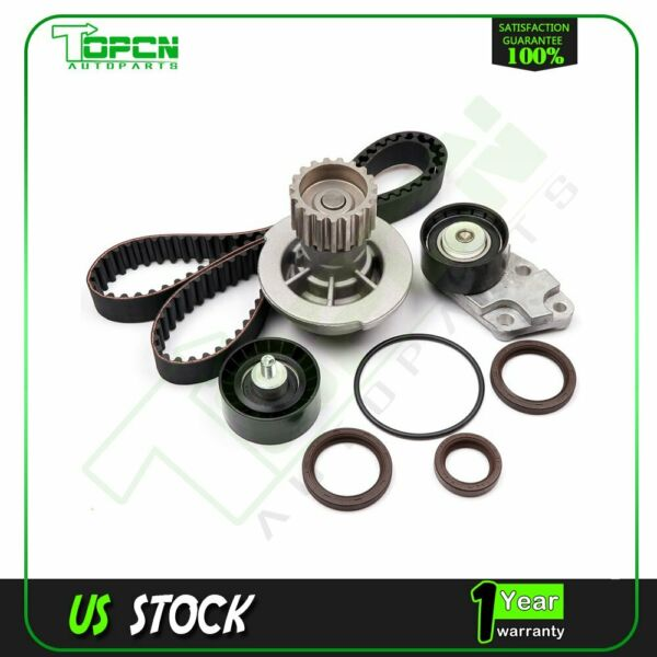 Timing Belt Kit Water Pump for 2004-2008 Chevrolet Aveo 1.6L DOHC