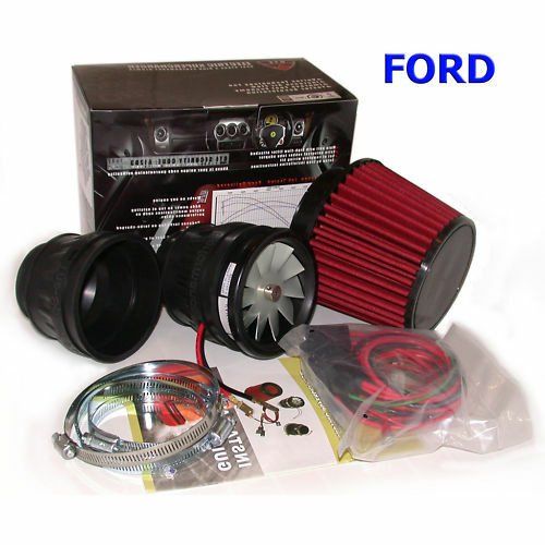 VORTEX ELECTRIC SUPERCHARGER AIR INDUCTION KIT for FORD