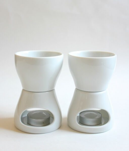 SET OF 2 BUTTER WARMERS FREE SHIPPING